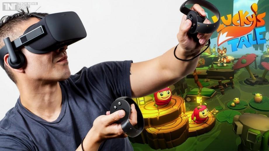 обзор oculus rift игры