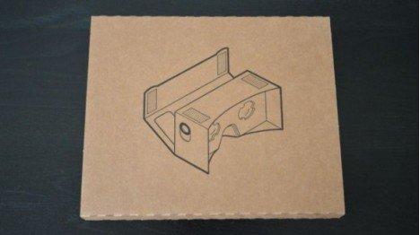 Google Cardboardобзор