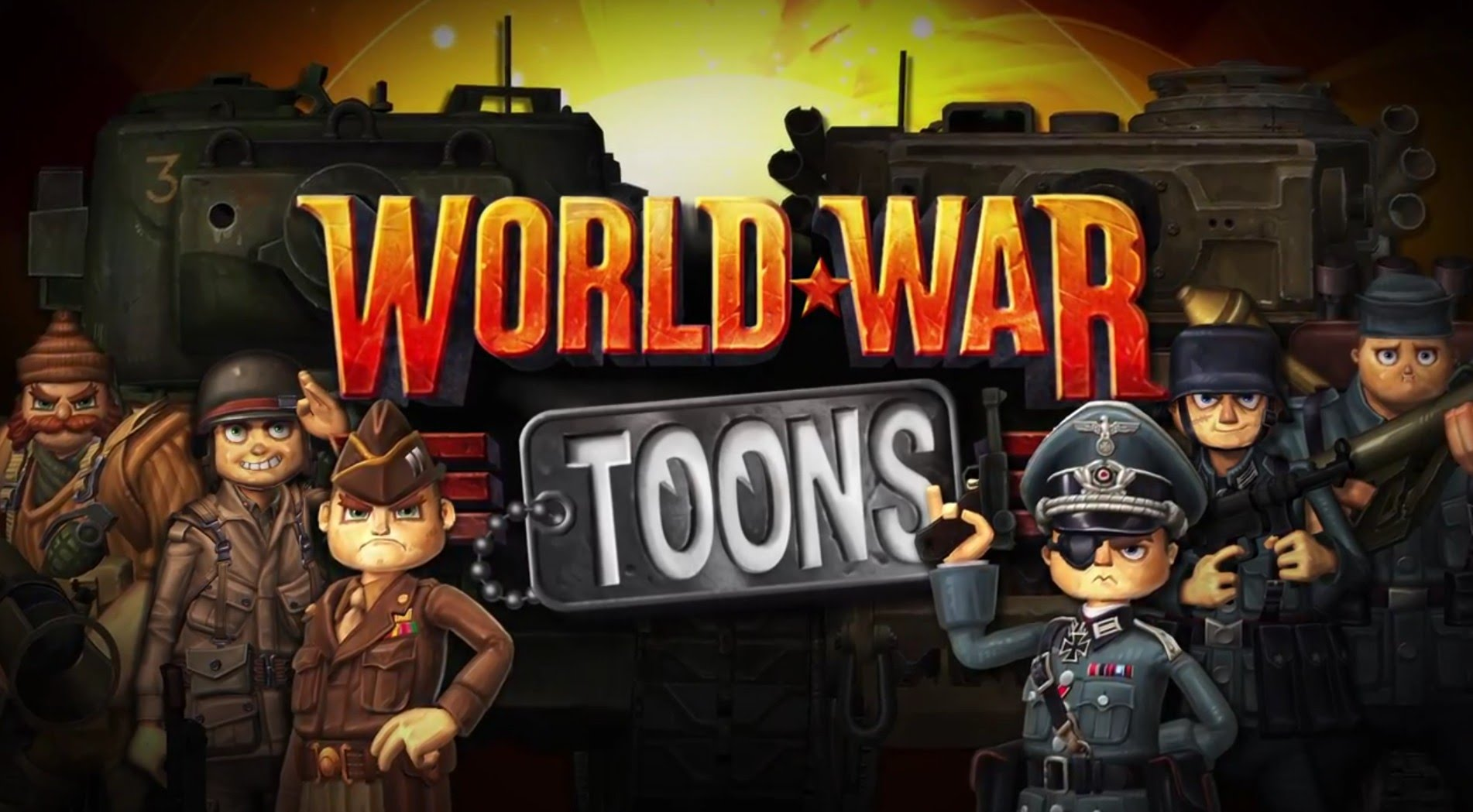 World War Toons трейлер