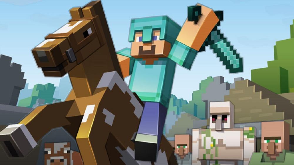 Minecraft Oculus rift, виртуальная реальность, vr