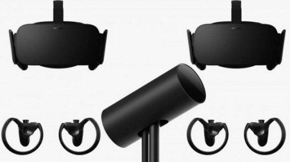 Room Scale VR с Oculus Rift