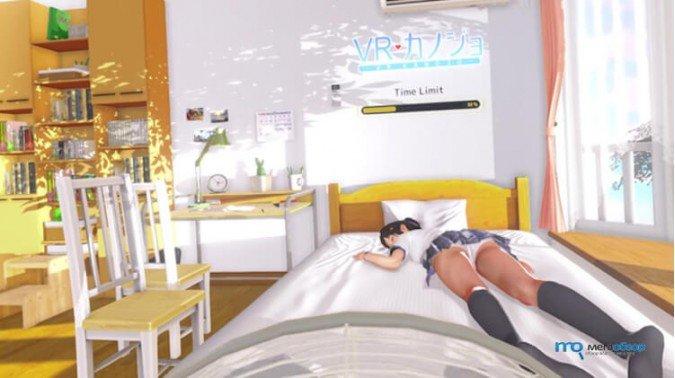 VR-игры для взрослых Kanojo