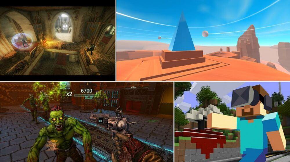 лучшие Gear VR игры