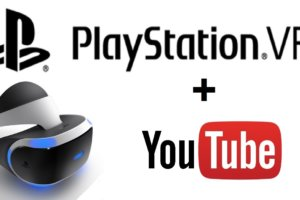 playstation vr youtube