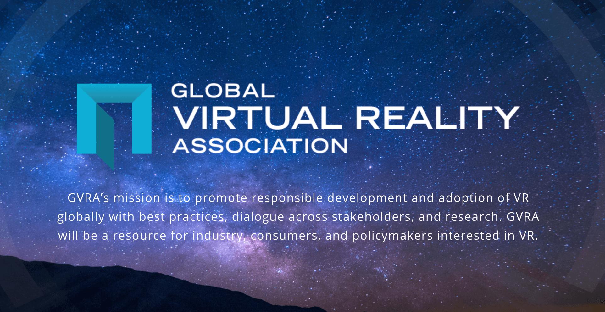 Global Virtual Reality Association (GVRA)