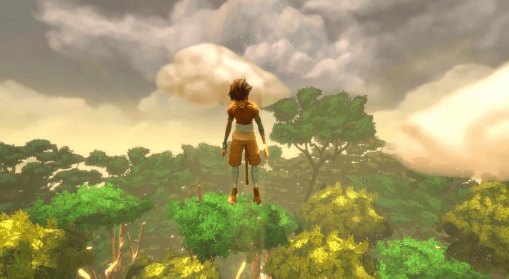 Monkey King - новая кинематографическая VR серия от Digital Domain