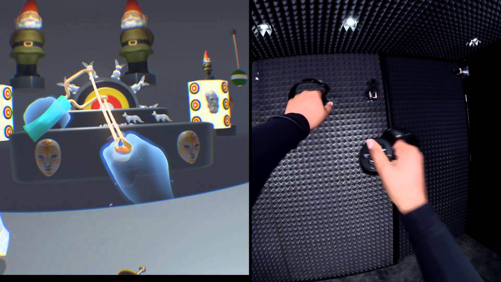 Oculus Touch обзор