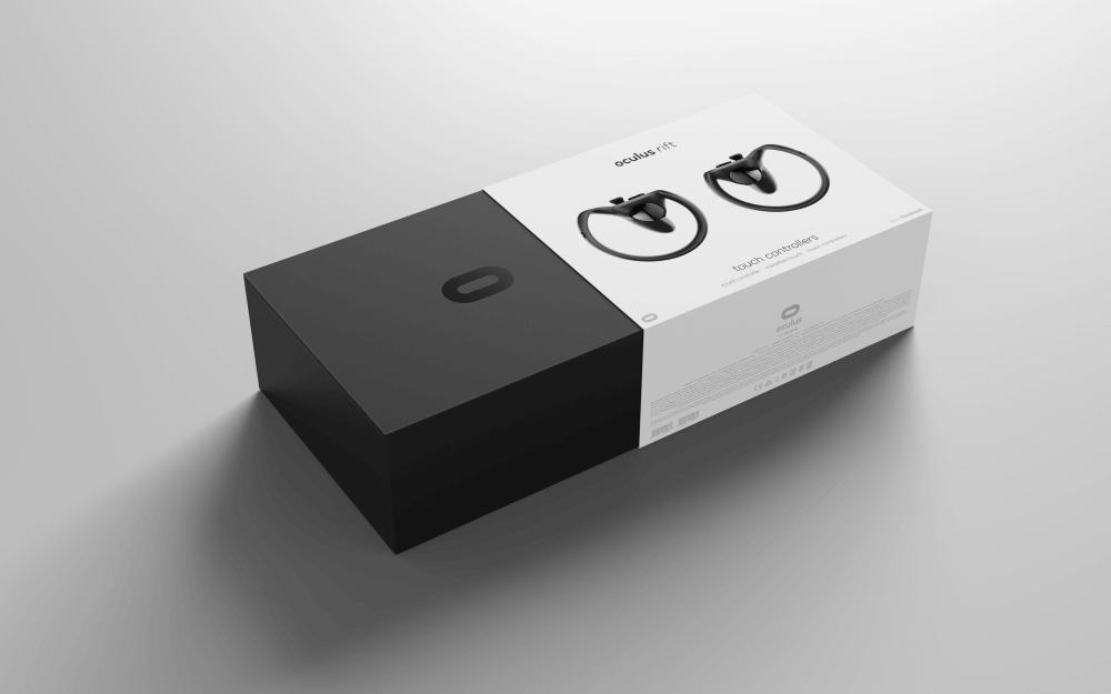 Oculus Touch настройка