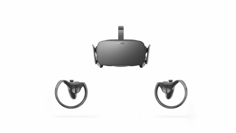 поведение Oculus Touch
