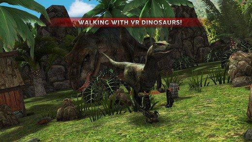 Jurassic Virtual Reality