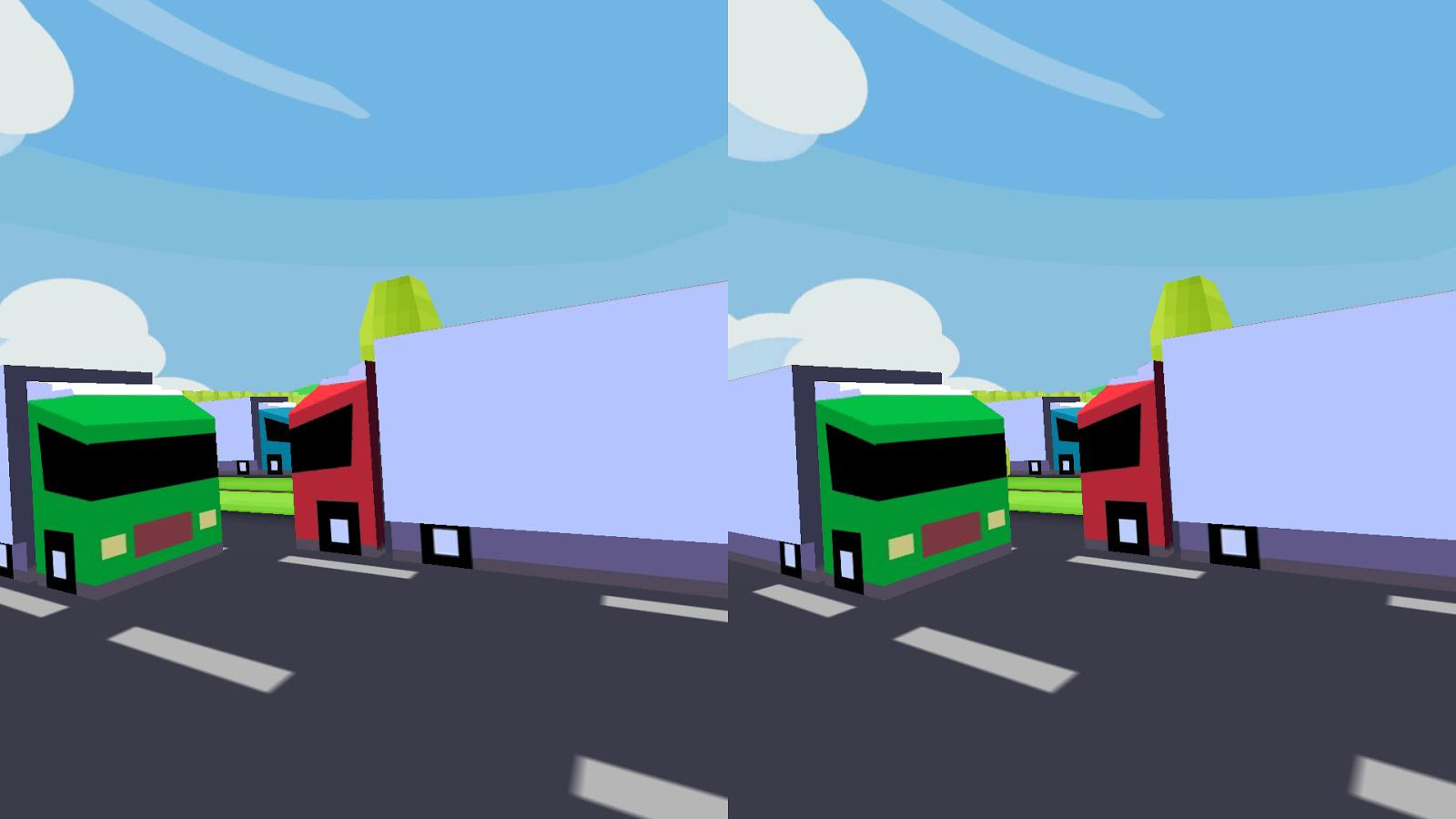 VR Crossy