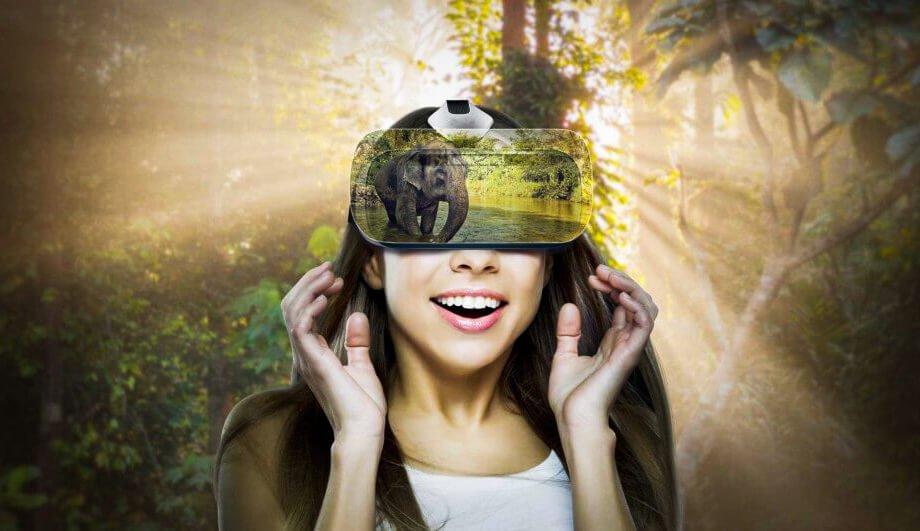 Приложения виртуальной реальности в маркетинге и брендинге