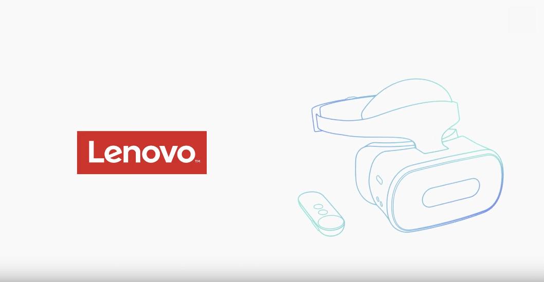Автономные шлемы виртуальной реальности для Daydream от HTC и Lenovo