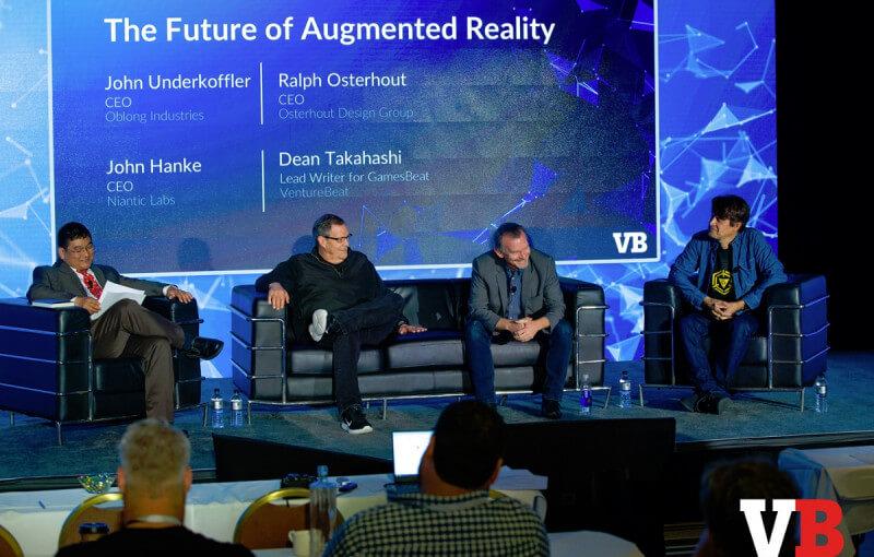 Будущее дополненной реальности - GamesBeat Summit 2017