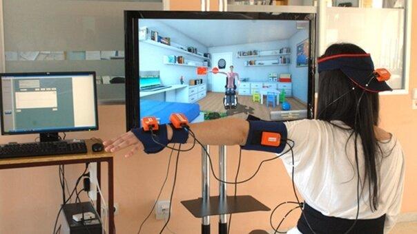Приминение виртуальной реальности в индустрии здравоохранения и медицине
