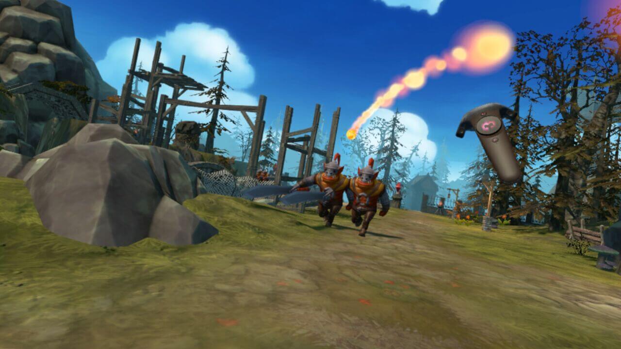 Стратегия в реальном времени Castle Wars VR вышла в раннем доступе
