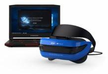 Шлемы смешанной реальности Microsoft Windows 10