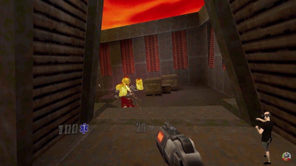 Quake II VR