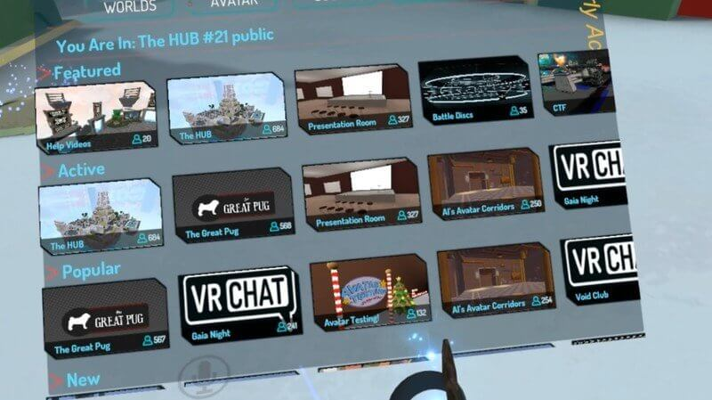 Руководство по VRChat для начинающих