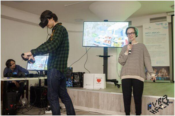 VR-Шаурма стала победителем AVRA Hack