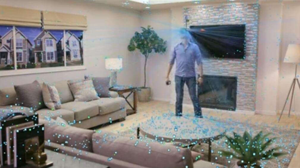 Oculus Quest представляет Multi-Room Guardian и систему отслеживания Arena-Scale, использующую технологию Oculus Insight