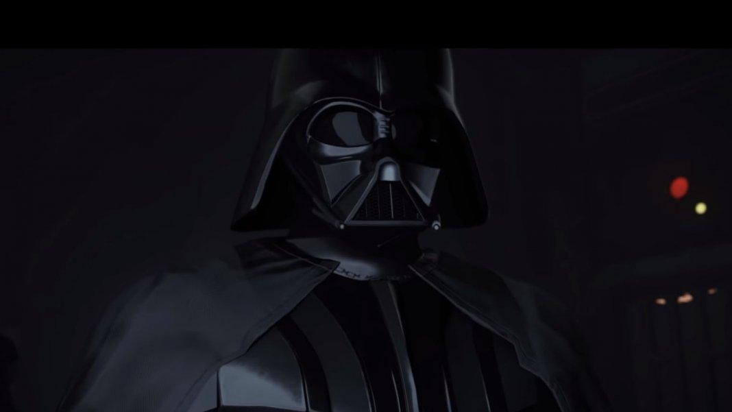 Разработка Vader Immortal для VR идет вместе с создателями Hellblade
