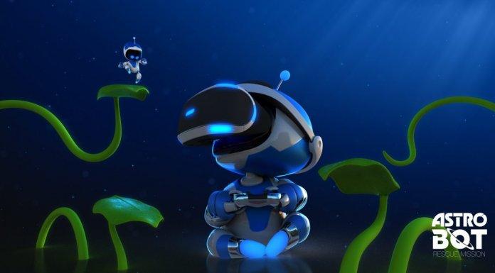 Обзор Astro Bot Rescue Mission: триумф среди платформеров PSVR