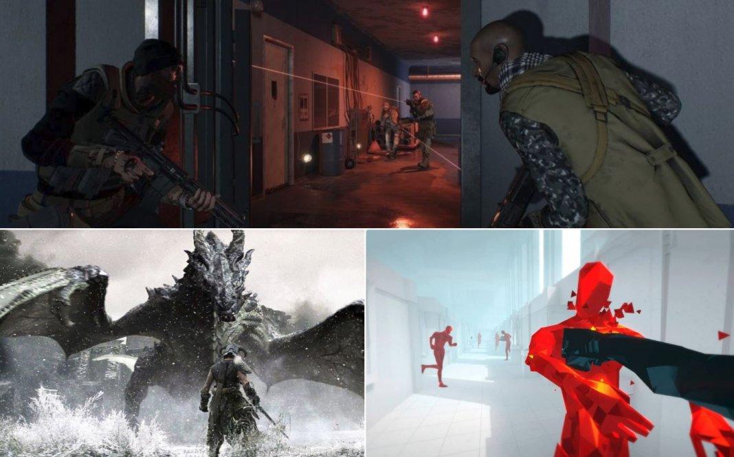 9 лучших игр для PlayStation VR на данный момент