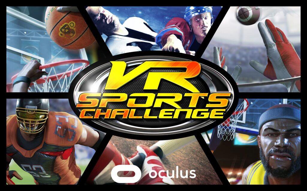 Sports Challenge VR