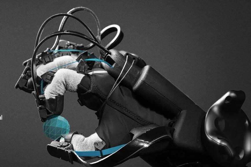 HaptX торжественно представляет комплект перчаток для преобразования VR тренировок и дизайна
