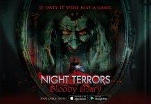 Night Terrors: Bloody Mary - AR-хоррор от режиссера «Паранормального явления»