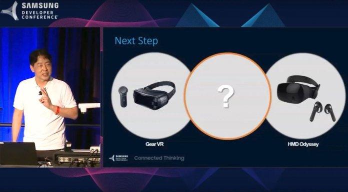 Samsung работает над гибридной VR-AR гарнитурой, и уже протестировал «prototype»