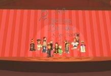 Сообщество игроков Rec Room проводит живое выступление «Принцессы-невесты»