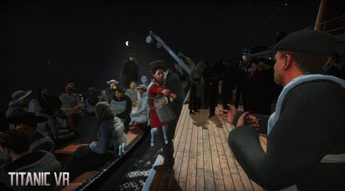 Обзор Titanic VR: Многообещающее начало для обучающих игр