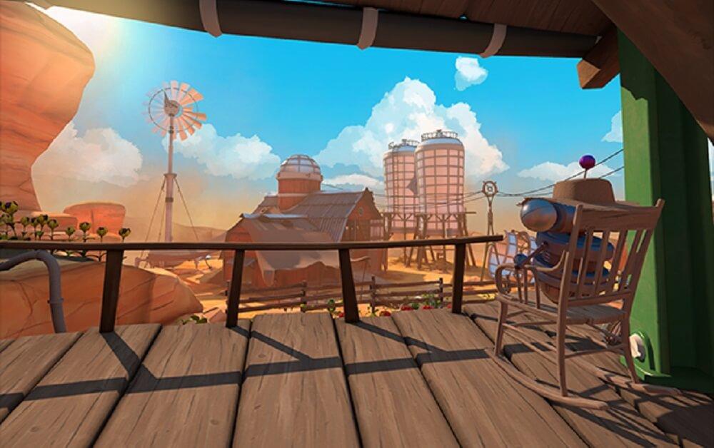 Valve улучшает режим наблюдения SteamVR, добавляет новую домашнюю обстановку