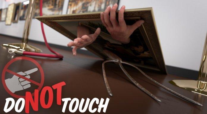 Видеоролик в формате 360° «Do Not Touch» проведет вас внутрь картин
