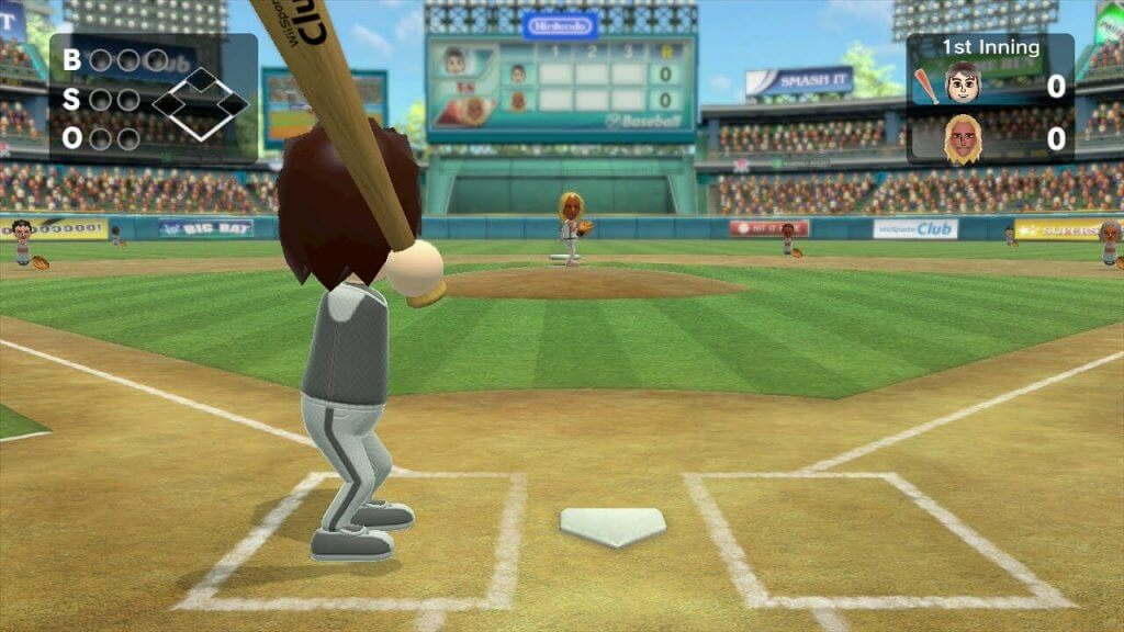 Почетное упоминания: The Wii Sports Series