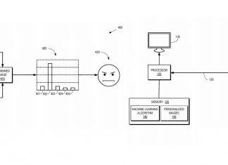 В Google патентуют систему отслеживания глаз, чтобы читать выражения лиц в VR