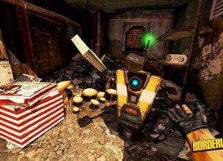 Вышло первое геймплейное видео Borderlands 2 VR