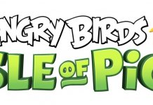 Angry Birds: Isle Of Pigs выйдет в начале 2019 года для большинства основных VR платформ