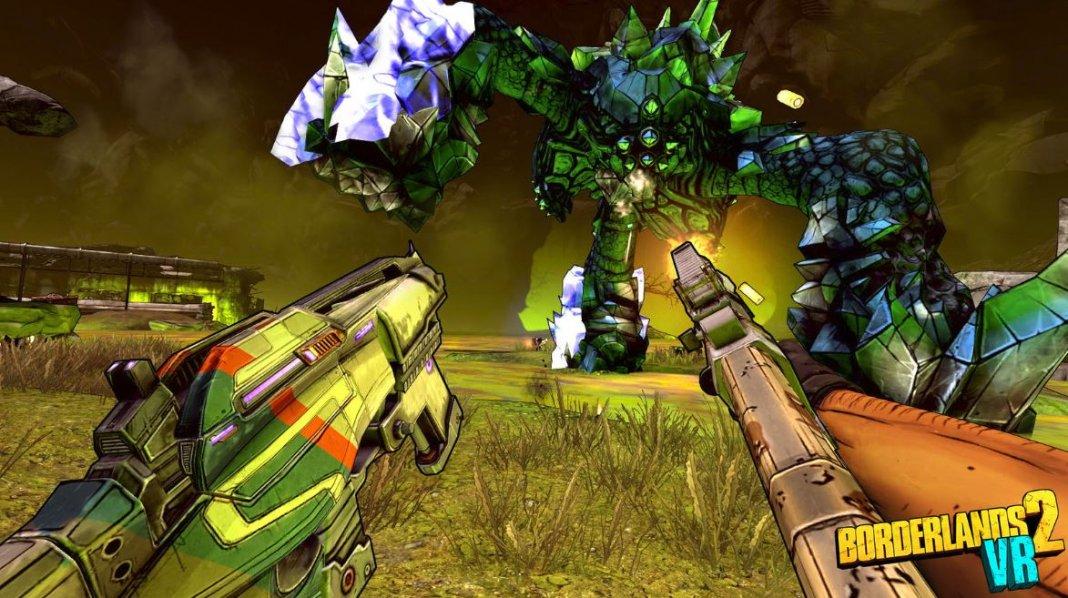 Borderlands 2 VR: 5 советов, которые помогут вам выжить на пустошах Пандоры