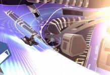 Void Racer на удивление хорошая игра в стиле Wipeout для Oculus Go