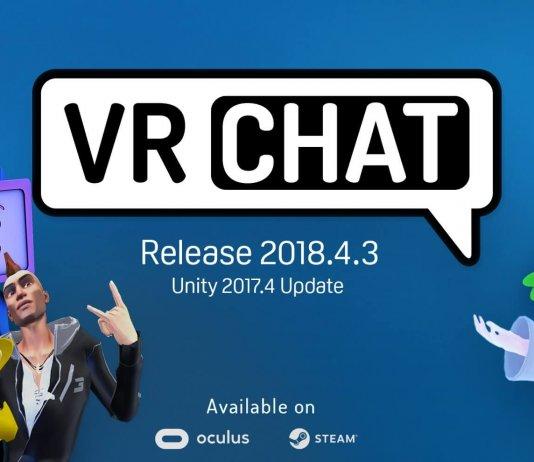 VRChat теперь доступен в Oculus Store