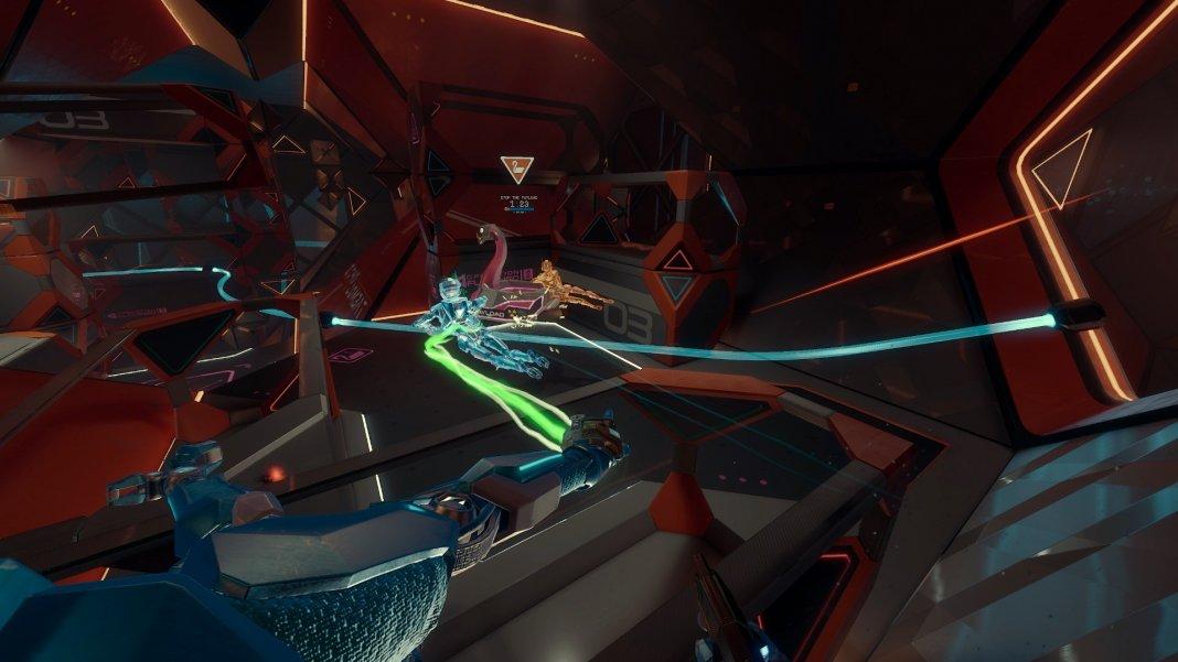 Движения в VR шутере Echo Combat лучшее из всех FPS, в которые я когда-либо играл