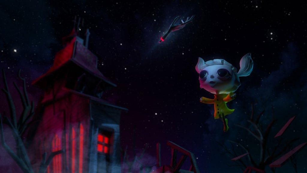 Колин Фарелл примет участие в анимационном VR проекте Gloomy Eyes