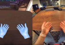 Квартира была воссоздана в VR один-в-один