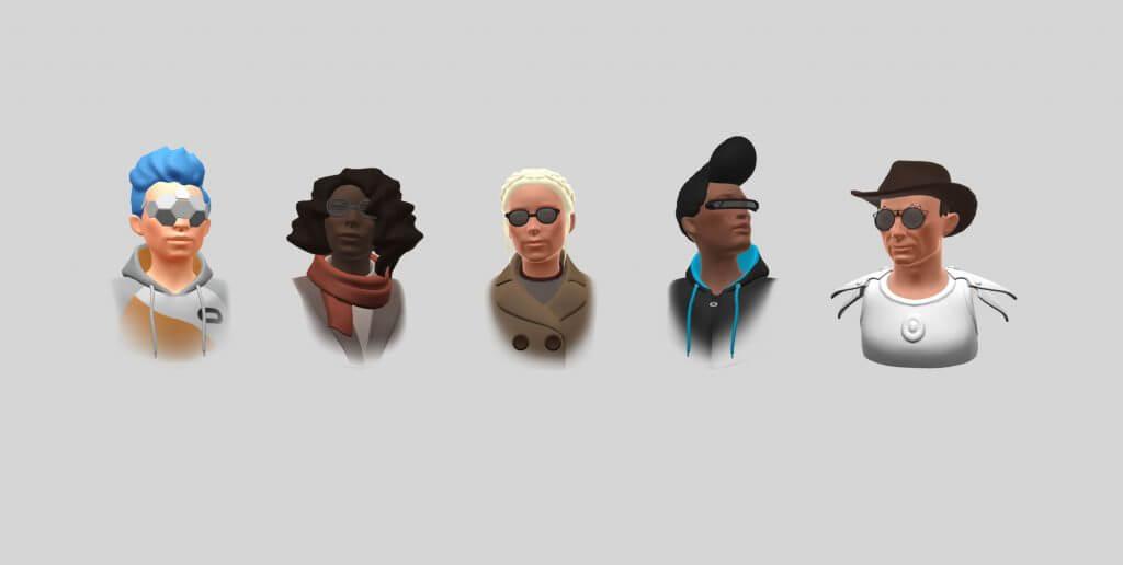 Вышло обновление, улучшающее аватары Oculus