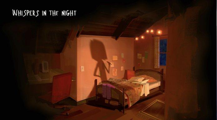 Whispers In The Night – новаторский проект с ИИ от Fable