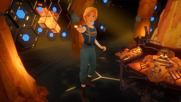 Doctor Who: The Runaway – грядет новое приключение в виртуальной реальности
