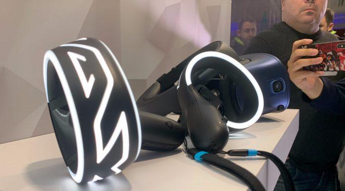 HTC показала контроллеры Vive Cosmos в новом видео